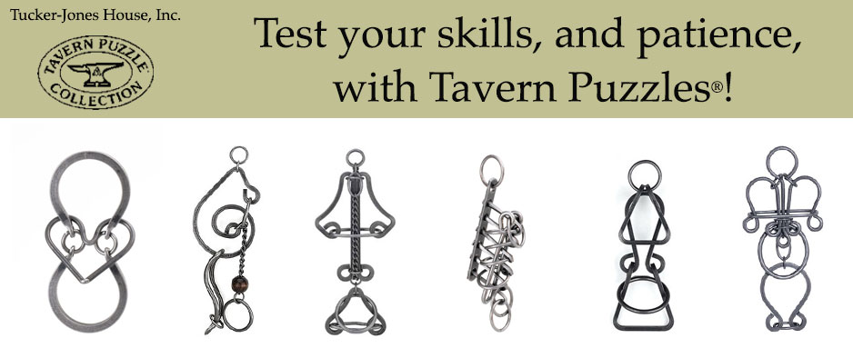 New Tavern Puzzles