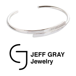 Silver Jewelry by Jeff Gray