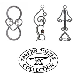 Tucker Jones House Tavern Puzzle Collection